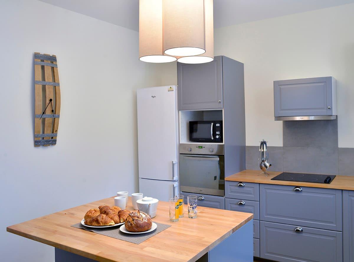 Gîtes de Fontfroide : galerie-photo-cuisine-3