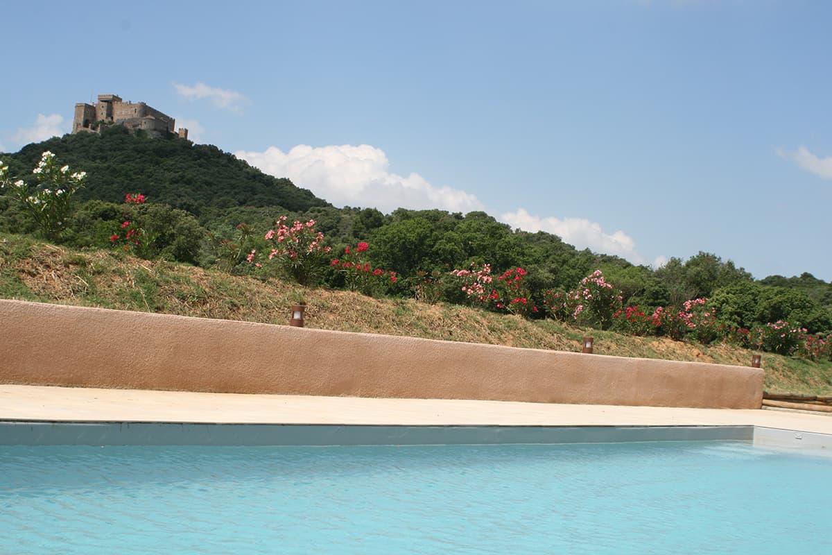 Gîtes de Fontfroide : galerie-photo-piscine-1